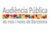 Audiència Pública als Nois i Noies de Barcelona