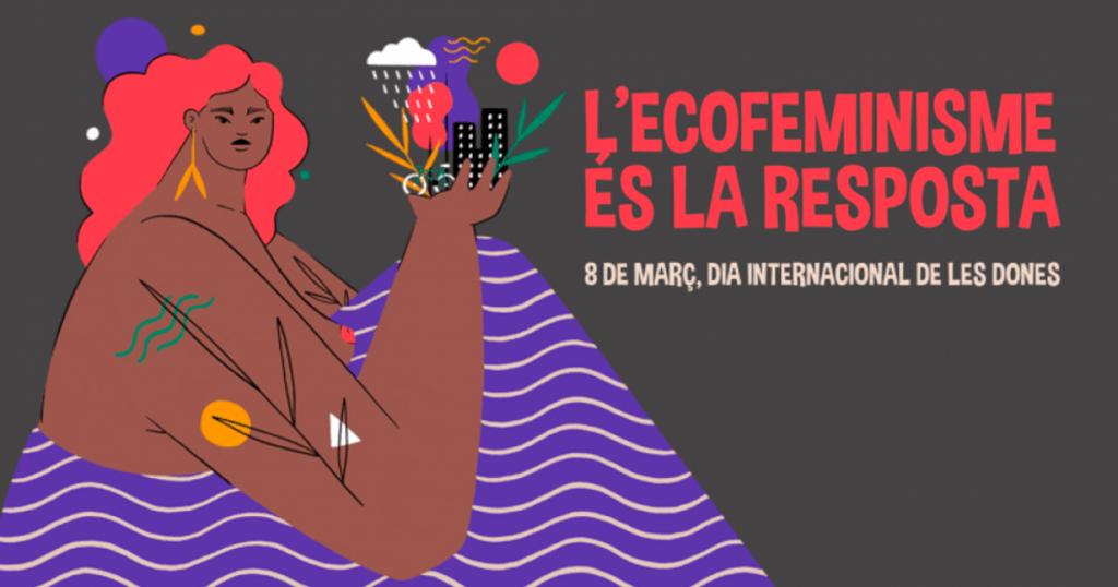 Actividades 8 de marzo. Ecofeminismos